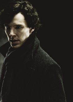 Sherlock Holmes in the BBC series Shelrock played by Benedict Cumberbatch. Smart is the new sexy.
