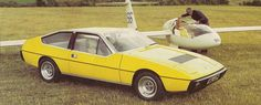 """""""Lotus Eclat - hand-built elegance, exhilarating performance, road holding second to none and 2+2 comfort."""" #TBT"""