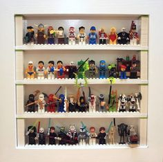 Awesome! How to make a Lego minifigure case via Finding BonggaMom