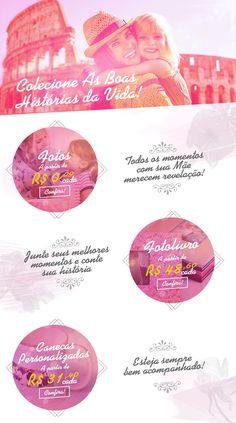 E-mail Marketing desenvolvido para o parceiro FotoRegistro da rede de varejo Ricardo Eletro. #design #mkt #webdesign #photos