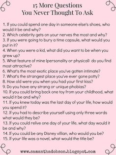 Paranoia game questions to ask
