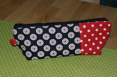 zippered pouch from Amy Butler's Style Stitches (OWS)