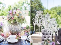 We are smitten with this elegant outdoor wedding design by Kindt Events at Gaylord-Pickens Museum, Home of the Oklahoma Hall of Fame! Randy Coleman Photography captured the this beautifully curated scene with some incredible Brides of Oklahoma vendors! See more from this amazing shoot on the Brides of Oklahoma Blog! #bridesofok #kindtevents #organicregalia #oklahoma #wedding #weddinginspiration   Rentals: Marianne's Rentals for Special Events   Florals: Tony Foss   Menu Design: No Regrets