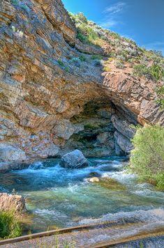Ricks Spring Logan Canyon, Utah