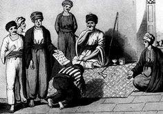 """La """"gente de la dhimmah"""" está exenta del servicio militar y del impuesto religioso, llamado azaque, pero en su lugar debe pagar un impuesto per cápita, denominado yizia y un impuesto sobre la tierra """"jaray"""", además de acatar la autoridad del sultán."""