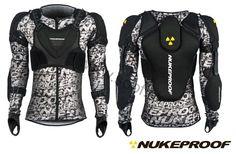 Chránič tela NUKEPROOF Critical Armour Jacket