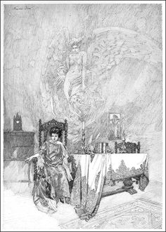 by Franklin Booth (http://goldenagecomicbookstories.blogspot.com/search?q=booth)
