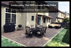 Tips and Tricks About Landscaping Shopping ** Read more details by clicking on the image. Landscaping Around House, Backyard, Patio, Home Values, Improve Yourself, Landscape, Outdoor Decor, Tips, Shopping