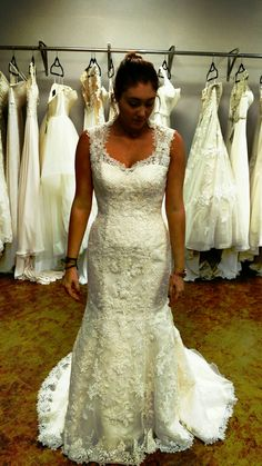 Lillian West Bridal at Absolute Haven Bridal in Tallahassee, Florida (850)222-1197