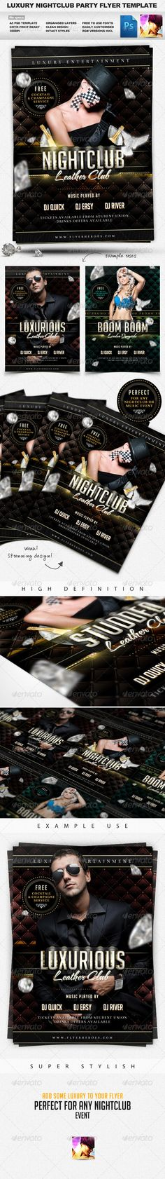 Business flyer by Snita on @creativemarket Awesome Flyer - example flyer
