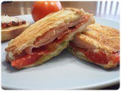 Turkey Tower Panini Recipe. 1 of my favorite sandwiches