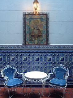 Evita Peron's house