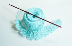 Простое ленточное кружево Урок 14    A simple tape lace Lesson 14