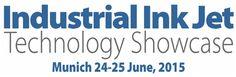 "IMI Europe Announces Keynote Presentations "" Industrial Ink Jet Technology Showcase """