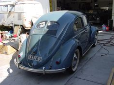 1952 VW Beetle 1100 Split Window