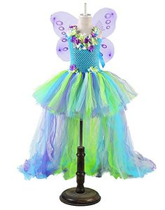 Tutu Dreams Kids Fairy Costume Dress for Birthday Party Blue L *** Learn more evaluations of the product by going to the link on the photo. (This is an affiliate link). Fairy Costume Kids, Fairy Princess Costume, Dance Dreams, Capes For Kids, Dance Themes, Dream Kids, Daughter Love, Father Daughter, Fairy Dress