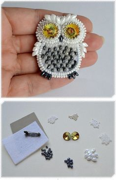 Pinterest | The Best Crafts from Pinterest: Snowy Owl