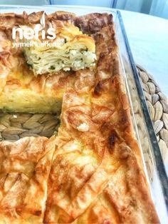 Snacks, Snack Recipes, Turkish Recipes, Ethnic Recipes, Quiche Lorraine, Lasagna, Pizza, Cheese, Cooking