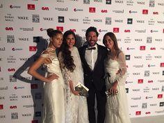 Susana Traça Winner of Vogue Dubai Fashion Experience 2015