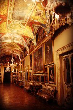 Roma - Palazzo Doria Pamphilij, by Luca Parravano