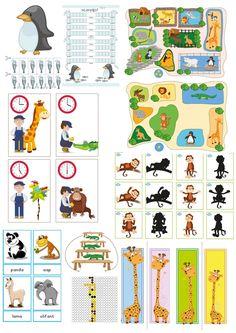 Compleet uitgewerkt project bij thema de dierentuin voor kleuters, van juf Petra van kleuteridee, kleuteruniversiteit