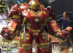 Thanos, Thor, Hulkbuster + 5 more Hot Toys' Avengers: Age of Ultron figures   Blastr