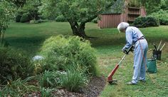 garden care tips How to Reduce Maintenance Some time-saving tactics can make your garden easier to care for Fine Gardening, Gardening Tips, Lawn Care Business, Lawn Care Tips, Lawn Sprinklers, Balloon Flowers, Cold Frame, Garden Borders, Organic Matter