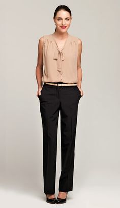Trends Of Women Business Casual For Summer Season