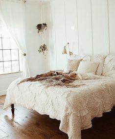 Master bedroom design ideas - Home Designer Tips Through The Pros Cozy Bedroom, Dream Bedroom, Modern Bedroom, Bedroom Decor, Bedroom Ideas, Master Bedroom Design, Dream Decor, First Home, My Room
