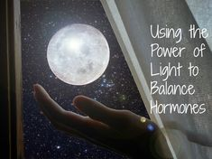Light can be a powerful balancing (or unbalancing) force for hormone health. Here's how to harness light to help your hormones run smoothly with no unpleasant symptoms no matter what your biological age.