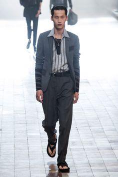 Paris Lanvin Spring 2016 Menswear