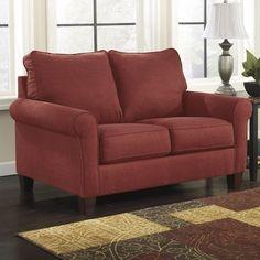 Zeth - Crimson Twin Sofa Sleeper - Signature Design
