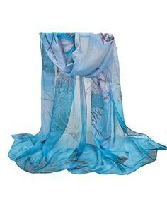 Zacoo Women's Long Soft Wrap Floral Shawl Chiffon Scarf Zacoo http://www.amazon.com/dp/B00V9Z98ZS/ref=cm_sw_r_pi_dp_QbJXwb1PYAA2V