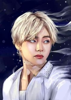 Is he real Or is he just a fantasy Ref btsfanart taehyungfanart bts BTS_twt Bts Taehyung, Taehyung Fanart, Jungkook Fanart, Jhope, Foto Bts, Bts Photo, K Pop, Kpop Fanart, Daegu