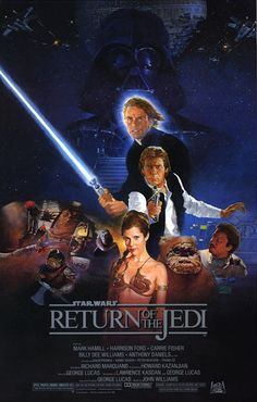 Star Wars, Episódio VI - O Retorno do Jedi (Star Wars: Episode VI - Return of the Jedi, Richard Marquand)