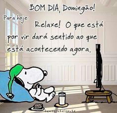 Bom dia, Domingão!!