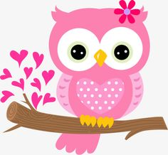 Lovely Pink Owl png y clipart Quilt Baby, Owl Png, Owl Wallpaper, Owl Clip Art, Owl Tree, Owl Cartoon, Owl Crafts, Pink Owl, Baby Owls