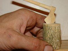 destral de miniatura