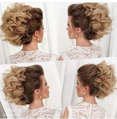 Long Wedding Hairstyles from Elstile /  / http://www.himisspuff.com/long-wedding-hairstyles-from-elstile/19/