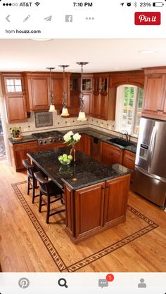 My Dream Kitchen. Small Kitchen Layouts Design, Pictures, Remodel, Decor  And Ideas   Page 3