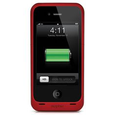 iphone 4 battery pack case
