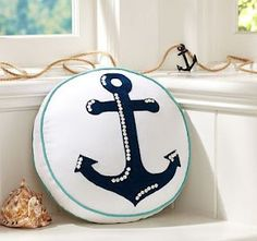 Cute Pillow..can put this in my future beach house :)