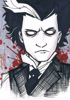Mr. Sweeny Todd <3