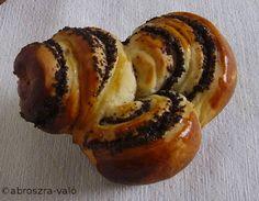 Kipróbált és bevált receptek: Mákos rózsa
