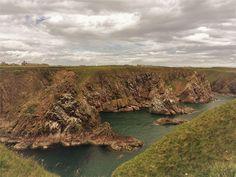 longhaven cliffs bullers of buchan crudenbay