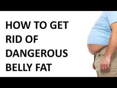 How to get Rid of Dangerous Belly Fat The ability to store fat in our bodies has been historically very important to us. Our ancestors would sometimes have t. Our Body, How To Get Rid, Healthy Living, Fat, Healthy Life, Healthy Lifestyle