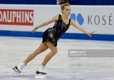 Elena Radionova of Russia performs during the Ladies Free Skating during day three of the ISU European Figure Skating Championships 2016 on January 29, 2016 in Bratislava, Slovakia.