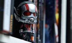 Share this with your friends and receive a $15 promo code. Click here to write your message. Marvel Ant-Man Vinyl Collectible
