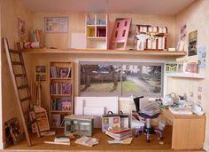 L'atelier de miniaturiste de Vavicy63