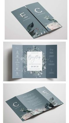 Blue and white and everything right. Romantic and simple wedding invite in the perfect dusty blue. wedding blue Blue Beyond Elegant Wedding Invitations, Minimalist Wedding Invitations, Wedding Invitation Cards, Wedding Stationery, Cheap Invitations, Invitation Suite, Wedding Programs, Invites, Wedding Ceremony